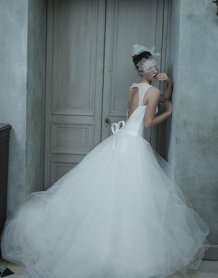 Robe de mariée Badiane