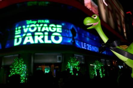 Le Voyage d'Arlo : une journée dans la peau du dino