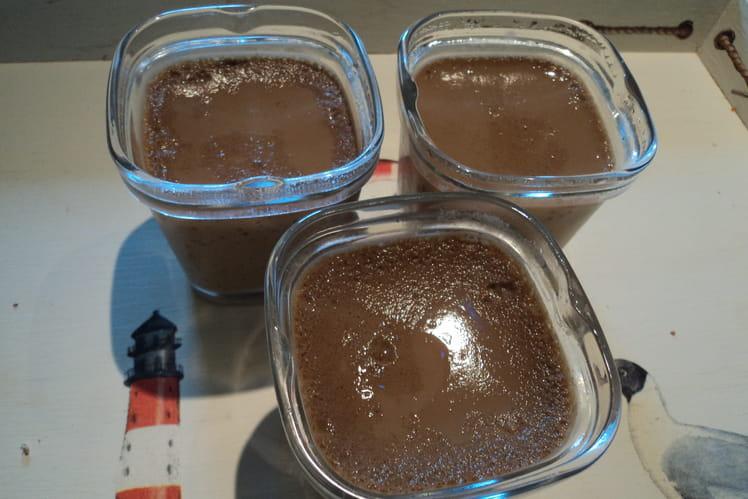 Crème café-canelle