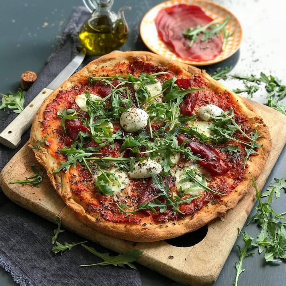 100 recettes de pizzas