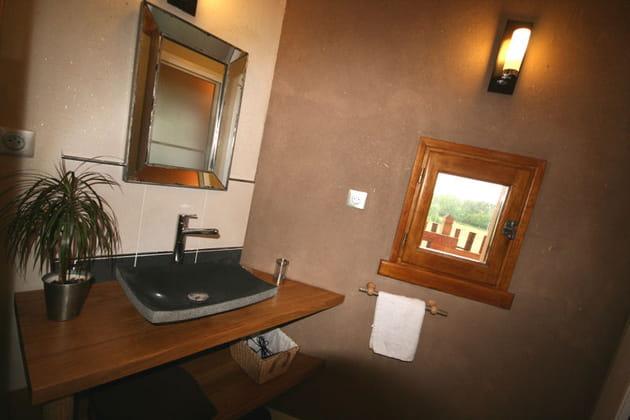 Salle d\'eau contemporaine