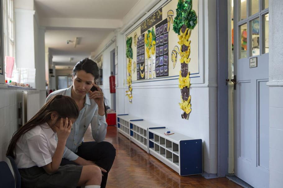 """""""Non au harcèlement"""" en milieu scolaire"""