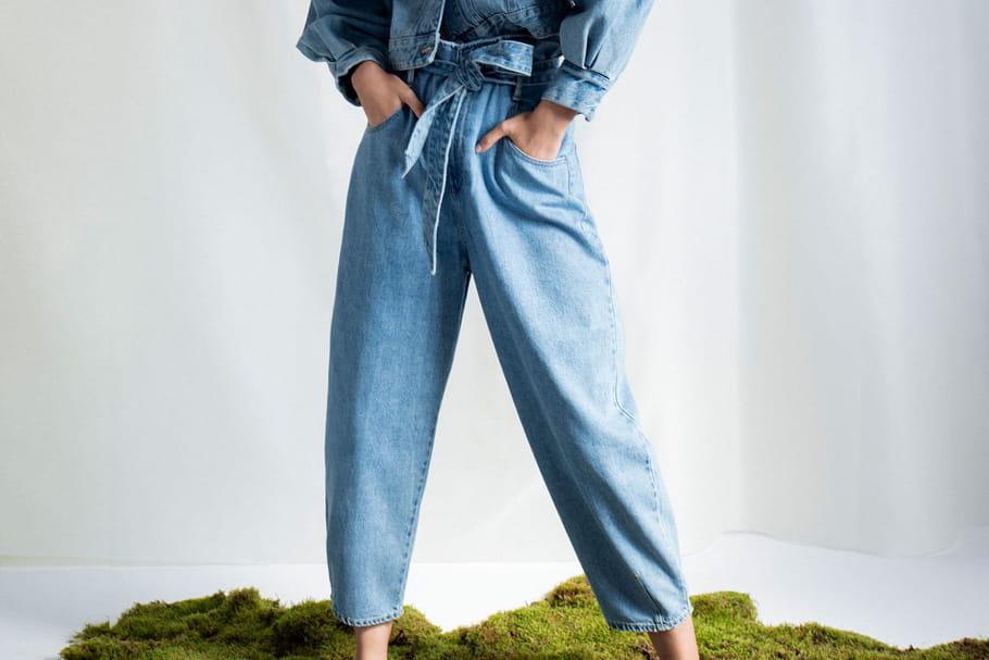 Le jean slouchy, c'est quoi?