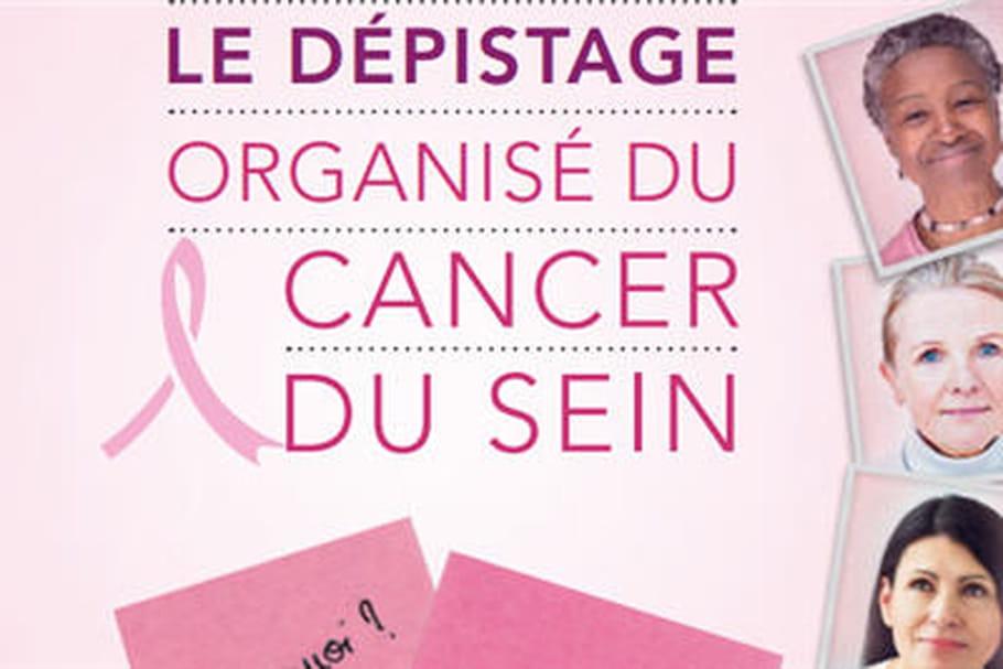 Cancer du sein: la campagne Octobre rose est lancée