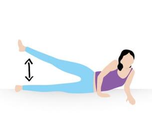 sculpter les hanches