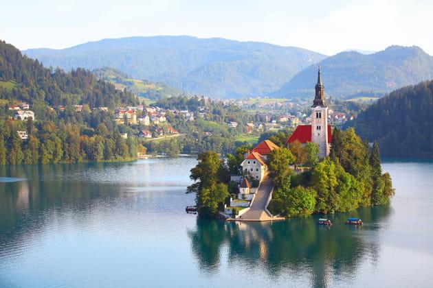 13. Slovénie
