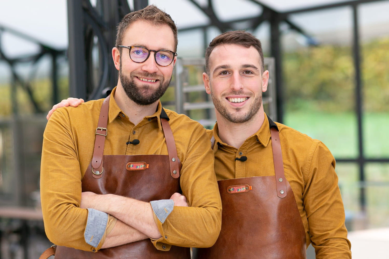 Henri et Alexissont les Meilleurs Pâtissiers professionnels