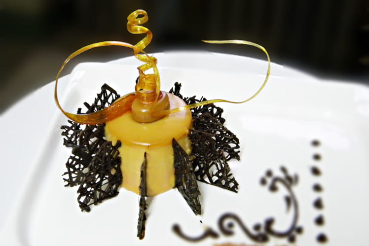 Mousse caramel aux werthers original