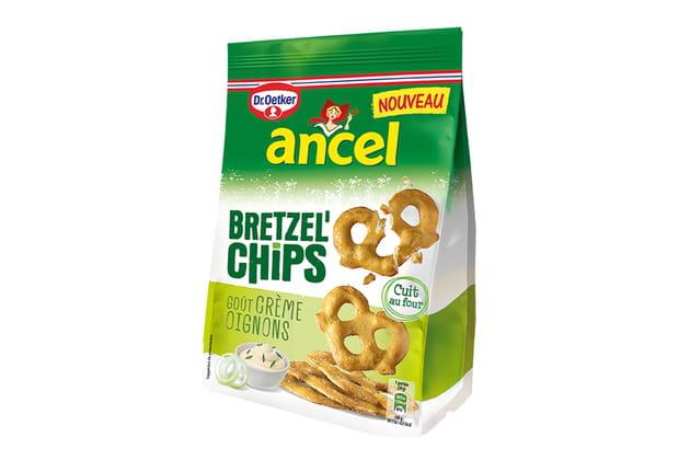 Les Bretzel'Chips de ANCEL