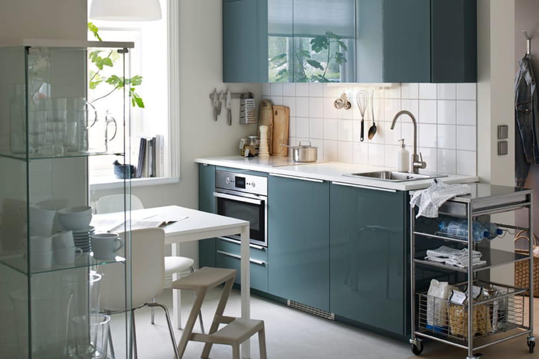 Cuisine Aménagée En Longueur petite cuisine : comment bien l'aménager ?
