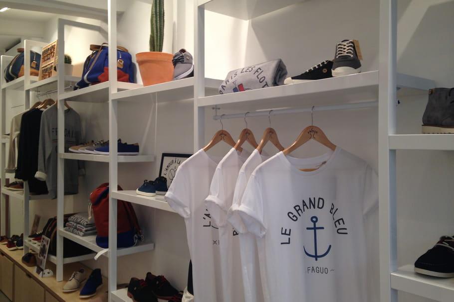 Faguo ouvre enfin sa boutique !