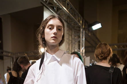 Ann Demeulemeester (Backstage) - photo 33