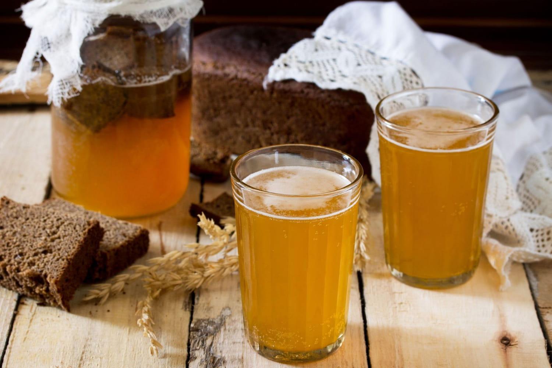 Comment fabriquer une boisson alcoolisée avec du pain?