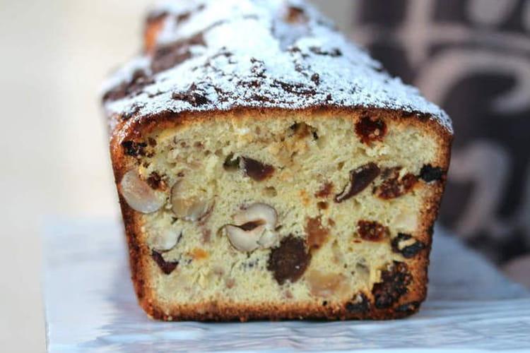 Cake amandes, noix, noisettes et raisins Énergie - Keks