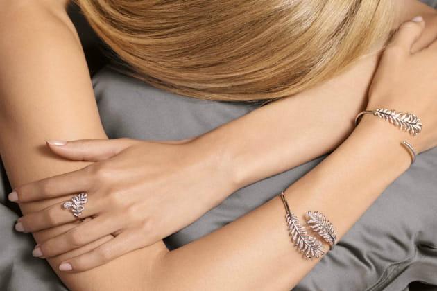"""La collection """"Plume"""" de Chanel Joaillerie en 2016"""