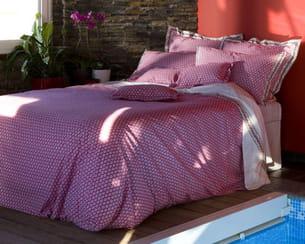 linge de lit cassis de souleiado