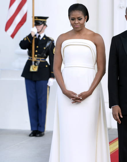 Michelle Obama le 2août 2016