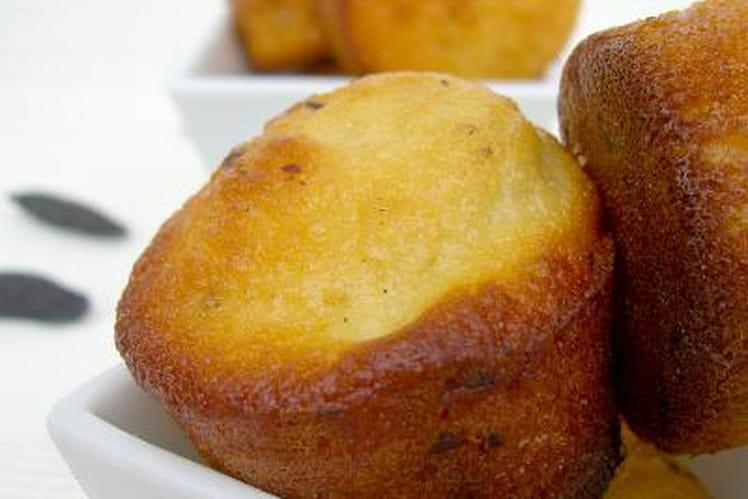 Mini moelleux choco- tonka