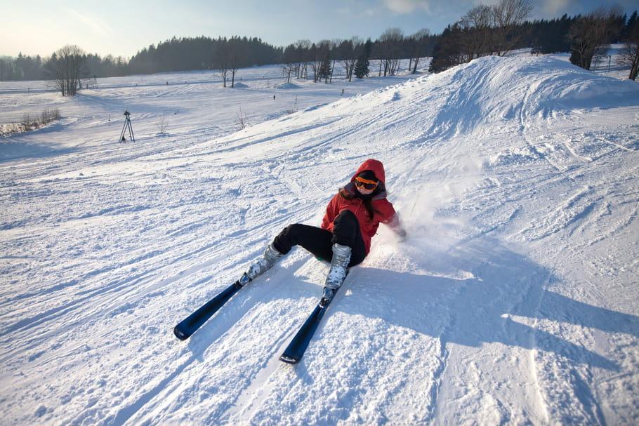 Accidents de ski: les plus fréquents, comment les éviter?