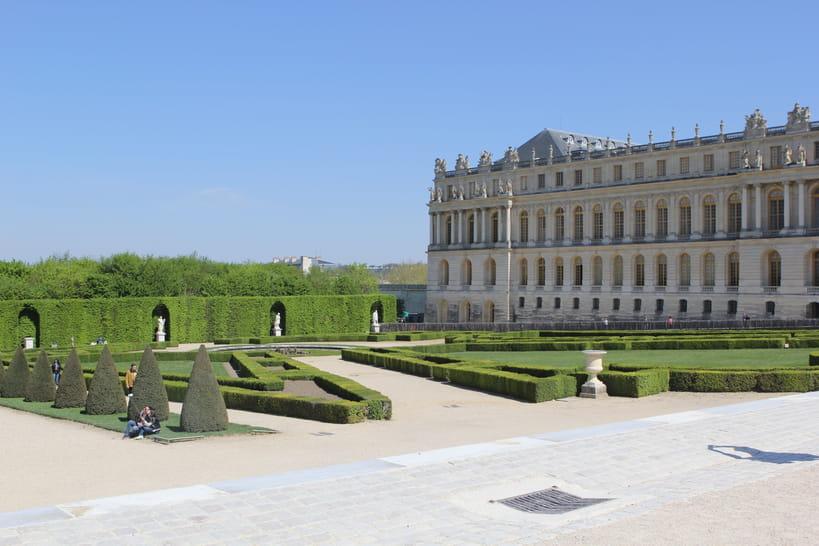 Château de Versailles : visite privée dans les jardins