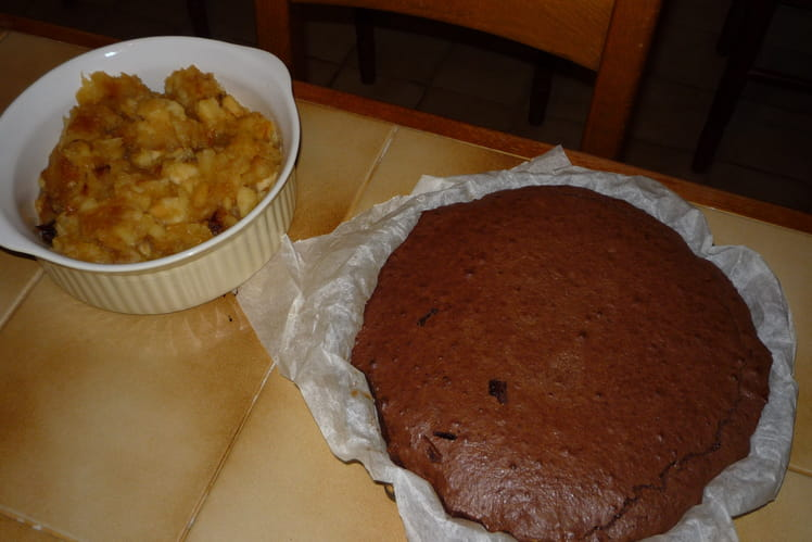 Gâteau Suzette