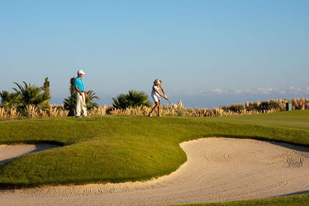 Un golf au cœur d'une réserve naturelle