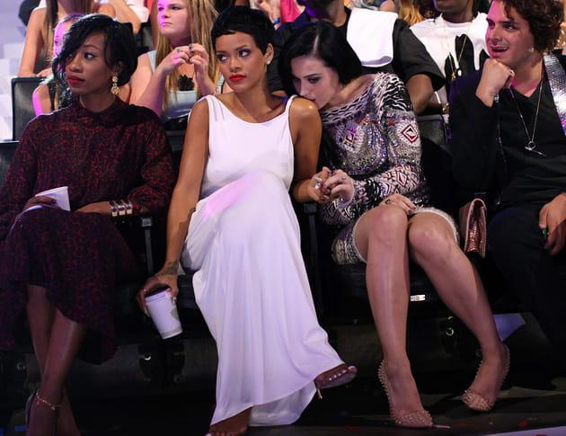 Rihanna et Katy Perry: les ex-BFF