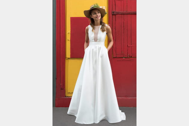 Robe de mariée Cap Vert, Marie Laporte