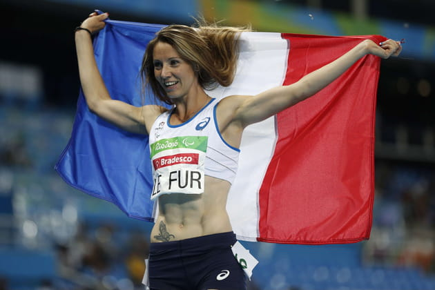 8è: Marie-Amélie Le Fur