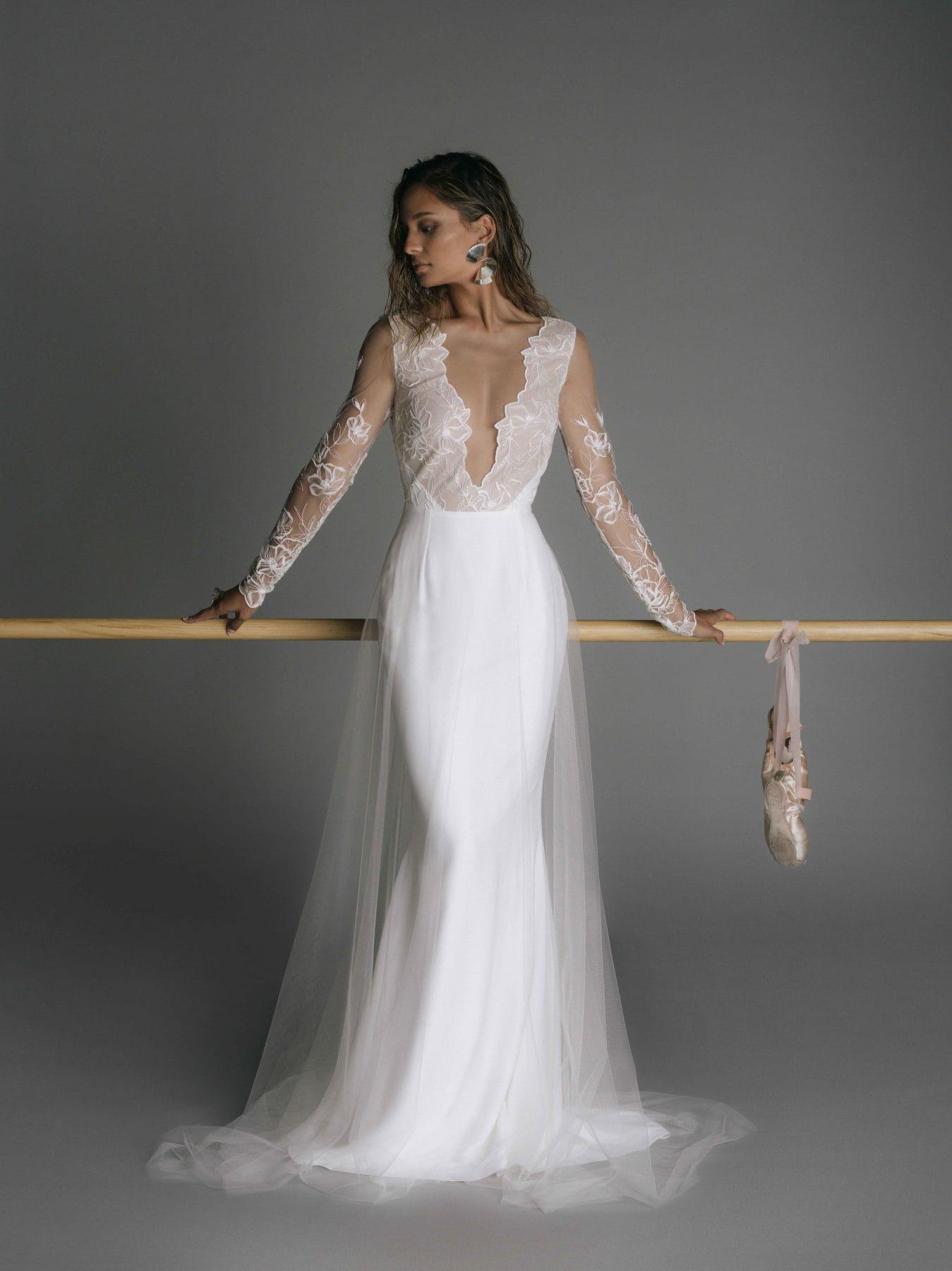 Robe de mariée Ailey, Rime Arodaky