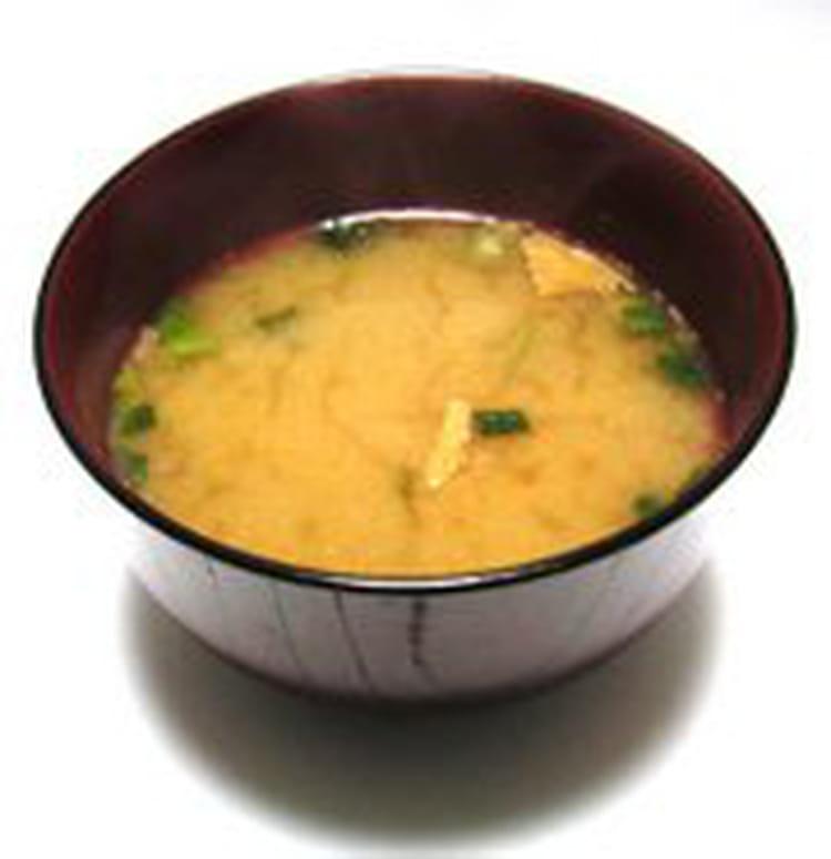 recette de soupe miso la recette facile. Black Bedroom Furniture Sets. Home Design Ideas