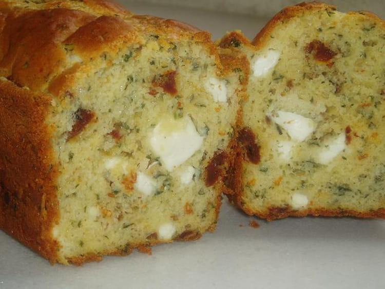 Recettes Cake Tomates Sechees Feta