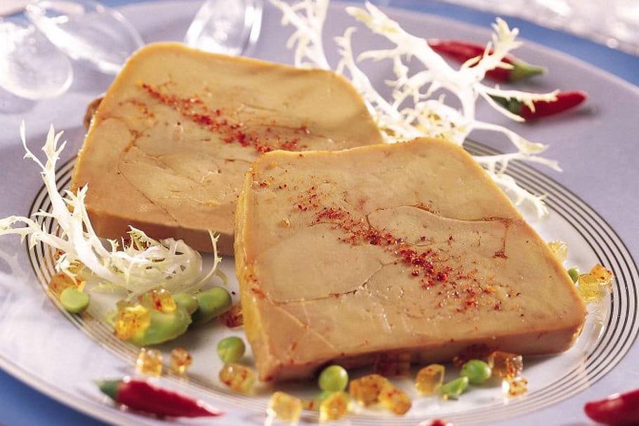 Comment r ussir la cuisson du foie gras en terrine - Temperature cuisson foie gras ...