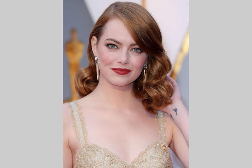 Emma Stone : ses plus belles coiffures