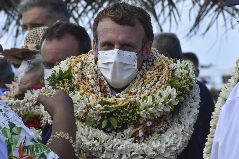 Macron fait des vagues sur Tik Tok: ce qui a choqué