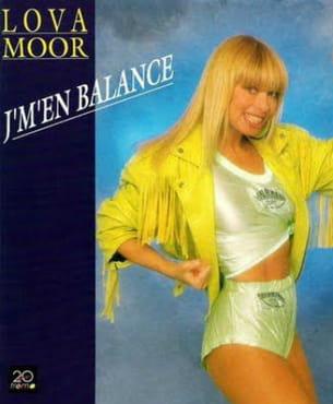 pochette du cd 'j'men balance' de lova moore