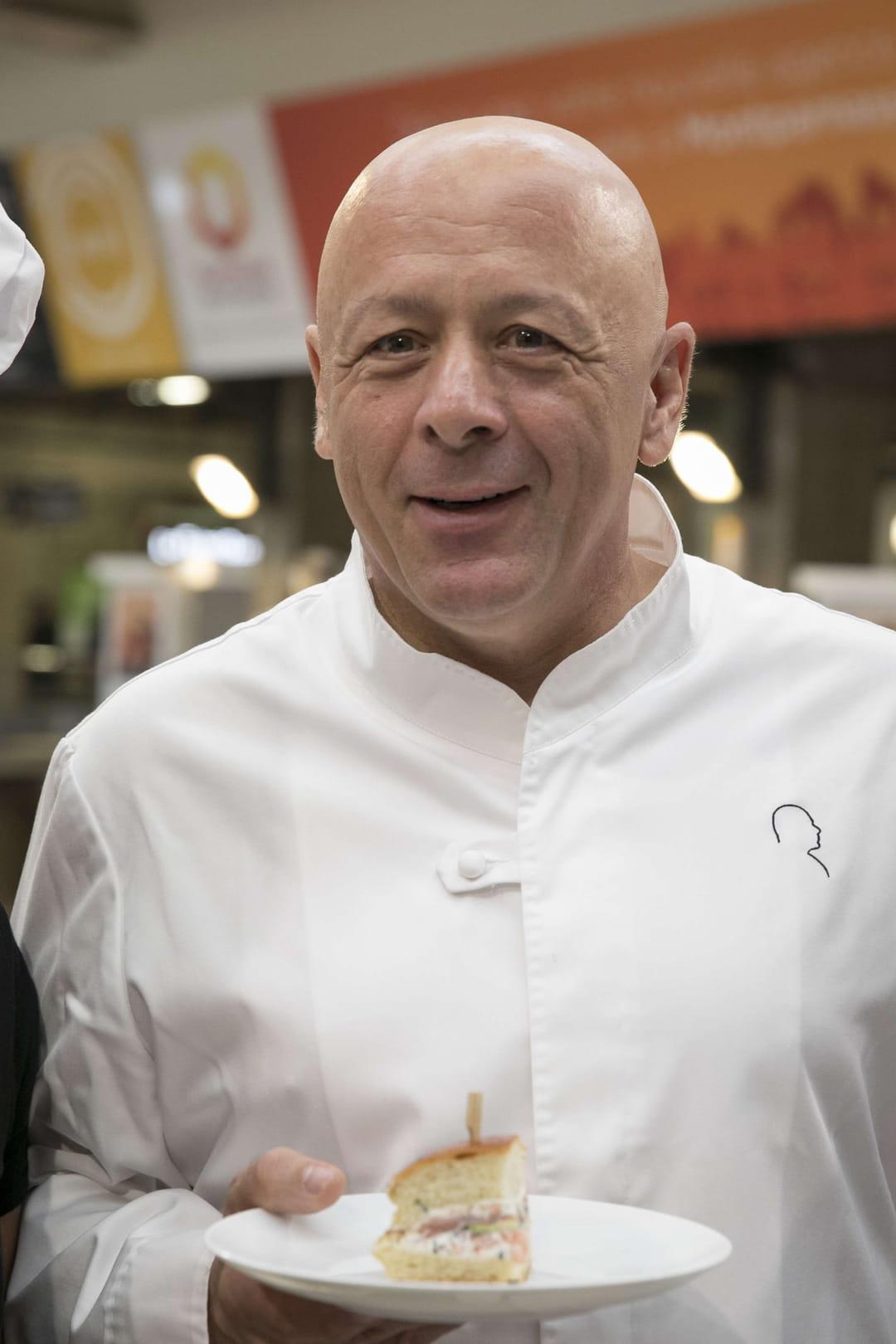 Thierry Marx L Electron Libre De La Cuisine Moleculaire