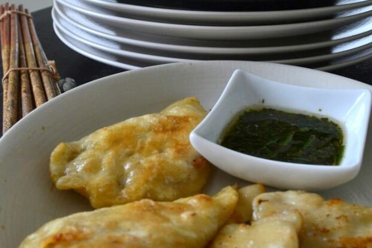 Raviolis Coréens frits