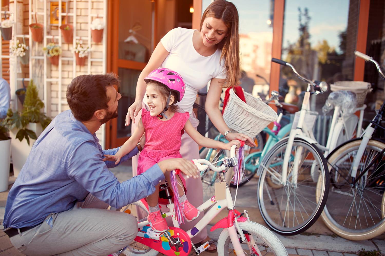 Comment lui apprendre à faire du vélo?