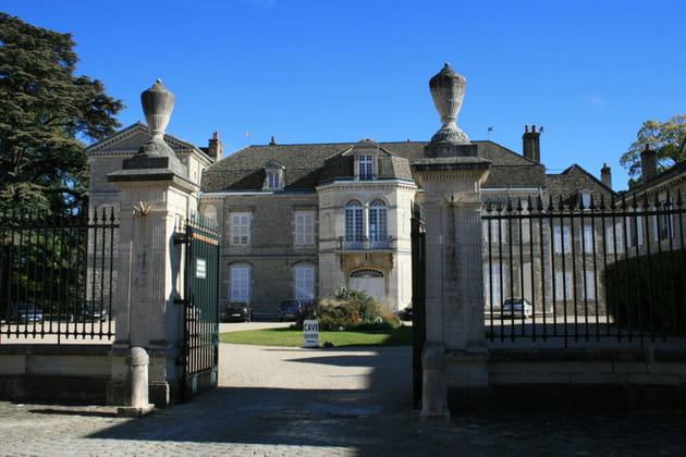 Le château de Meursault
