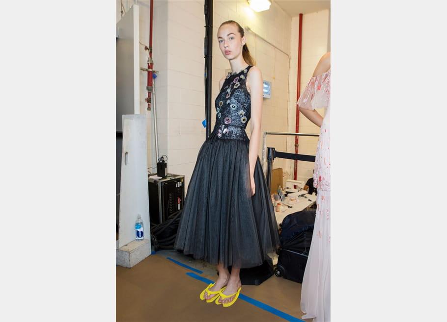 Monique Lhuillier (Backstage) - photo 30