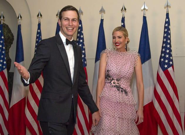 "Ivanka Trump et son époux, Jared Kushner alias ""J-Vanka"""
