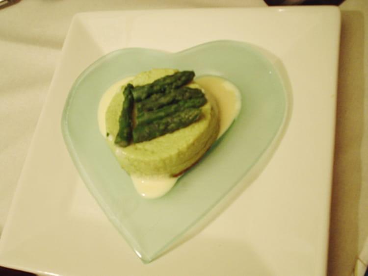 Recette flan d 39 asperges au parmesan entr e froide for Entree legere et simple