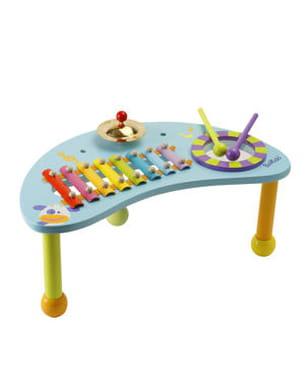 table de percussions