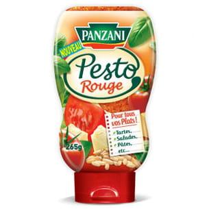 sauce pesto rouge de panzani