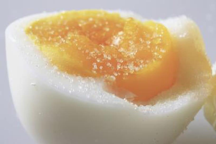La consommation de jaunes d'oeufs nuirait aux artères