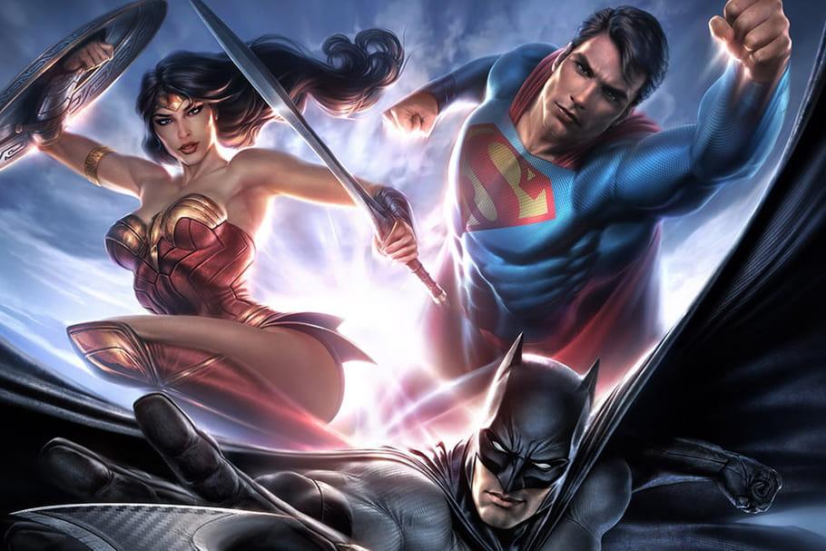 Les Super-Héros DC s'exposent au Musée Art Ludique