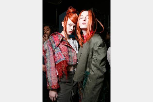 Fashion East (Backstage) - photo 18