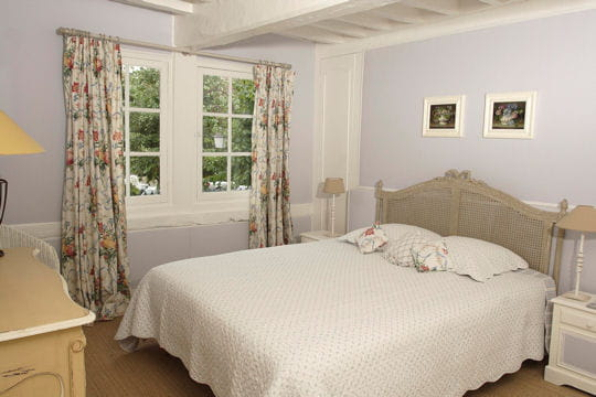 Une chambre au style anglais