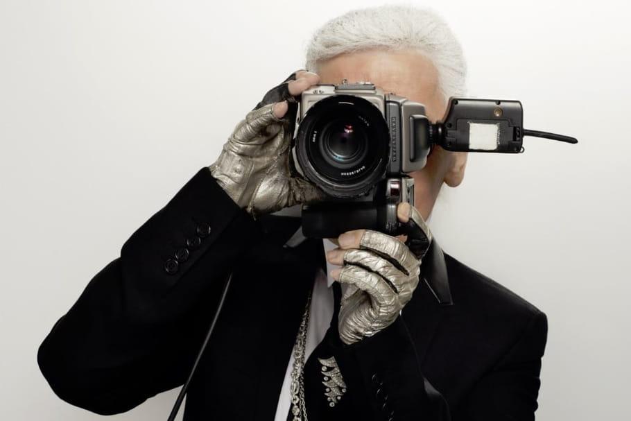 """""""Chanel, les campagnes photographiques de Karl Lagerfeld"""", le livre photo tant attendu"""